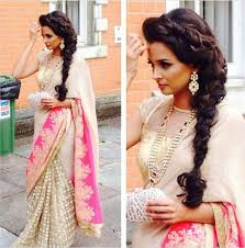 what type of hairstyles are they wearing in trinidad hairstyles for saree 20 cute hairstyles to wear with saree