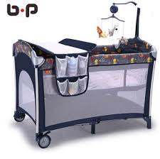 multifunctional folding cot bed baby bed bb portable gaming
