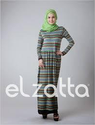 Grosir Gamis Zoya Murah baju gamis elzatta