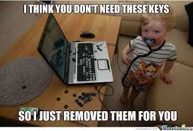 Meme Laptop - i hope you don t mind by om111 meme center