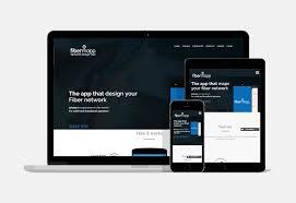 responsive web design portfolio grow combine