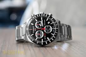 tissot steel bracelet images Tissot prs 516 watch hands on gadgetmac jpg