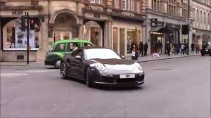 porsche 911 turbo sound brown porsche 991 turbo s sounds in central