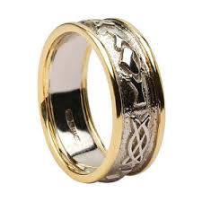 Claddagh Wedding Ring by Celtic Claddagh Wedding Rings