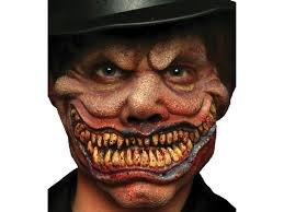 dr jekyll and mr hyde foam latex prosthetic unpainted mask