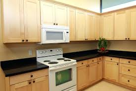 Maple Shaker Cabinet Doors Maple Shaker Kitchen Cabinet Veseli Me