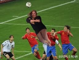 Futbol Memes - lilita carrio en el futbol meme by gonzalomoya on deviantart
