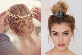 hair accessory 10 embellishments and hair accessories for hair buns that bring on