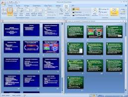 copying slides from one powerpoint presentation to another sme