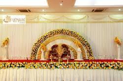 Malayalee Wedding Decorations Wedding Stage Decorator In Thrissur