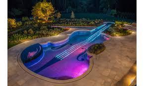 amazing backyard pools u2013 dujour