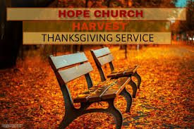 church harvest thanksgiving service template postermywall