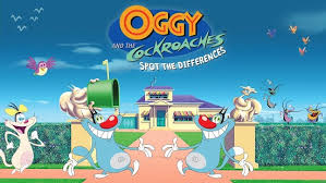 oggy cockroaches spot differences android apps