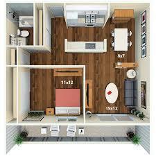 D D Floor Plans 707 Leahy Apartments Redwood City Ca Floor Plans