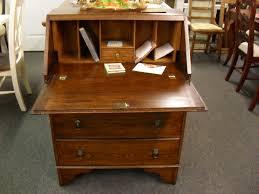 Secretary Desk With Storage by Furniture Secretary Drop Front Desk With Distressed Secretary