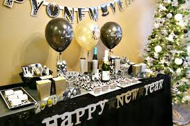 New Year Decoration Ideas For Home by Party Ideas For New Years Home Design Ideas