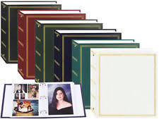 photo albums with magnetic pages pioneer srf 1200 magnetic refill photo album pages 4 sheets 8