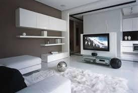 minimalist studio apartment home design