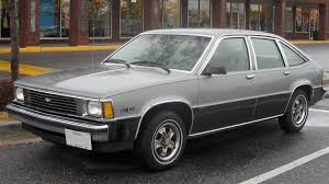 1985 chevy nova not exactly what i was talking about when i