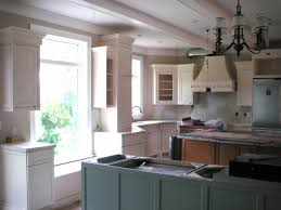 Kitchen Cabinet Paint Color Color Forte Sherwin Williams Quietude U0026 Ivory Lace Painted