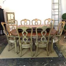 French Provincial Dining Room Furniture French And Provincial Style From Furniture Stores In Washington Dc