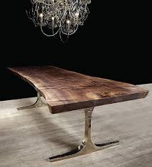 petrified wood dining table furniture fashion solid wood the right way by hudson furniture inc