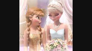 frozen pequeña historia de elsa y jack frost boda everything