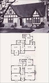 Vintage Southern House Plans Tudor House Plans English Tudor House Plans Turret English Tudor