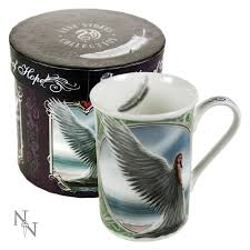 Design Mug Anne Stokes Design Mugs Fine Bone China Gift Boxed Fantasy