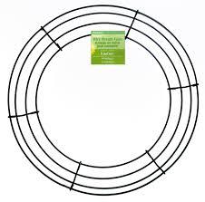 wreath forms floracraft wire wreath form 12 in green createforless