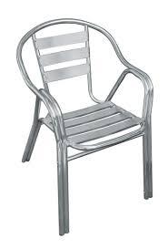 Aluminium Bistro Chairs Bistro Style Aluminium Garden Table And 2 Chairs Set