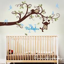 Wall Decals For Nursery Boy Baby Nursery Decor Underwater Wallpaper Designs Baby Boy Nursery