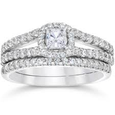Gold Diamond Wedding Ring Sets by Bridal Sets U2013 Bliss Diamond