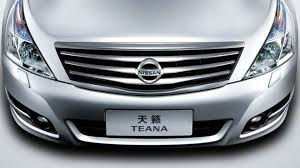 nissan teana 2009 nissan teana premium sedan revealed