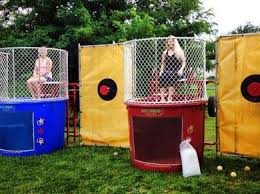 dunk booth rental bounce house party rentals bouncehousesohio columbus oh