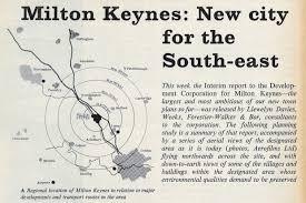aj archive milton keynes planning study 1969 culture