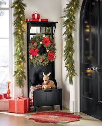 glamorous garland front door contemporary cool inspiration home