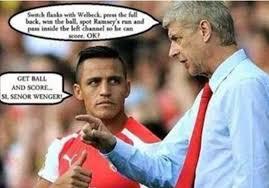 Alexis Meme - arsenal vs southton best tweets and memes after alexis sanchez