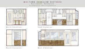galley kitchen floor plans home design