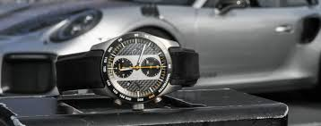 introducing the porsche design chronograph 911 gt2rs exclusive