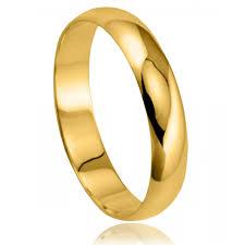 alliance en or alliance femme et gravure personnalisée pour mariage