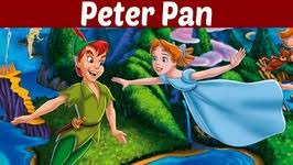 peter pan kids bedtime story fairy tale animated video video