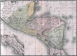 america map honduras honduras colony