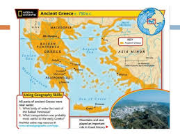 greece map political city states political development this is a map that