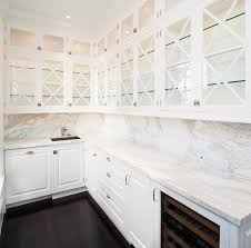 White Glass Cabinet Glass Mullion Pantry Double Doors Flanked By Glass China Cabinets
