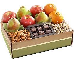 fruit gift box organic gift baskets with free shipping organic fresh fruit gifts