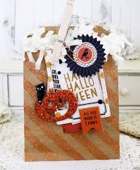 halloween crate halloween week custom gift bags crate paper