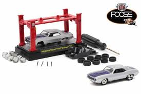 chip foose 1969 camaro m2 machines model kit 14 chip foose 1969 chevrolet camaro