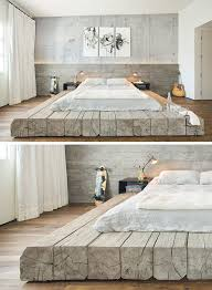 Platform Stairs Design Bedroom Design Idea Place Your Bed On A Raised Platform Large