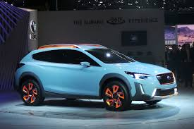 suv subaru xv subaru xv revealed at geneva pictures new subaru xv suv geneva